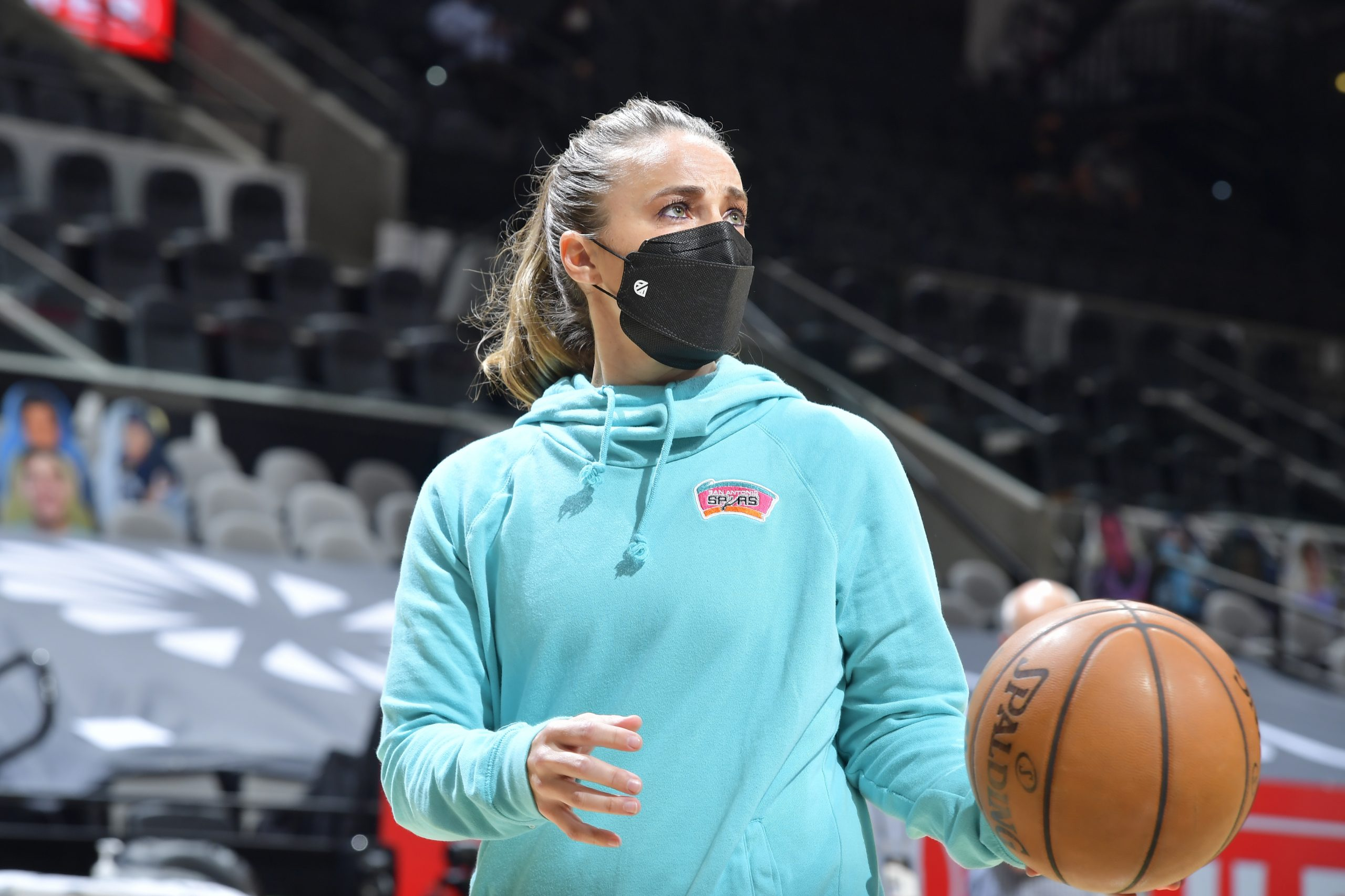 Becky Hammon on the Spurs, Coaching Insight She Once Gave to Sue Bird