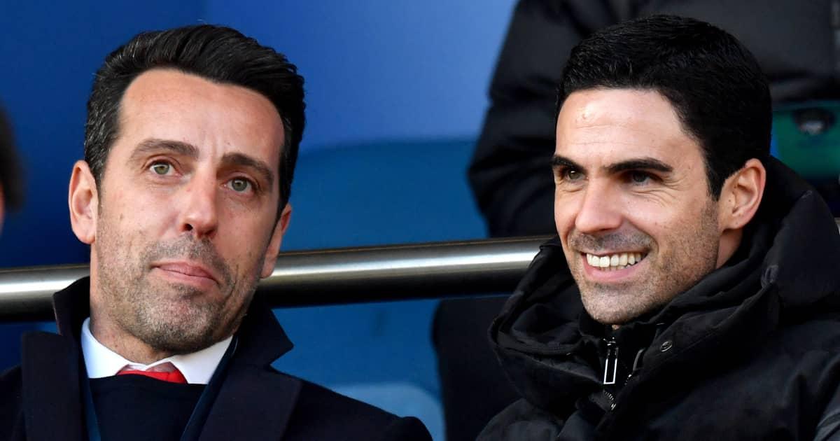 Edu and Mikel Arteta, Arsenal,