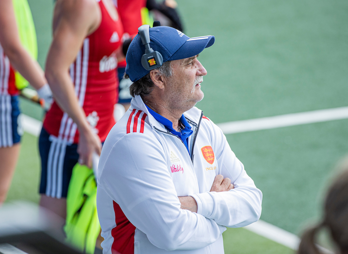 Mark Hager resigns as Great Britain & England Coach