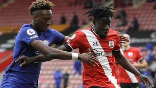 Everton bench Iwobi as Salisu and Djenepo start for Southampton