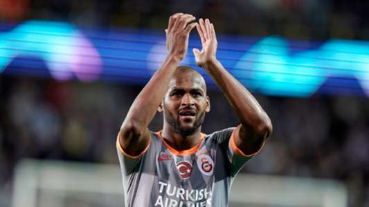 Galatasaray's Marcao red-carded for punching team-mate