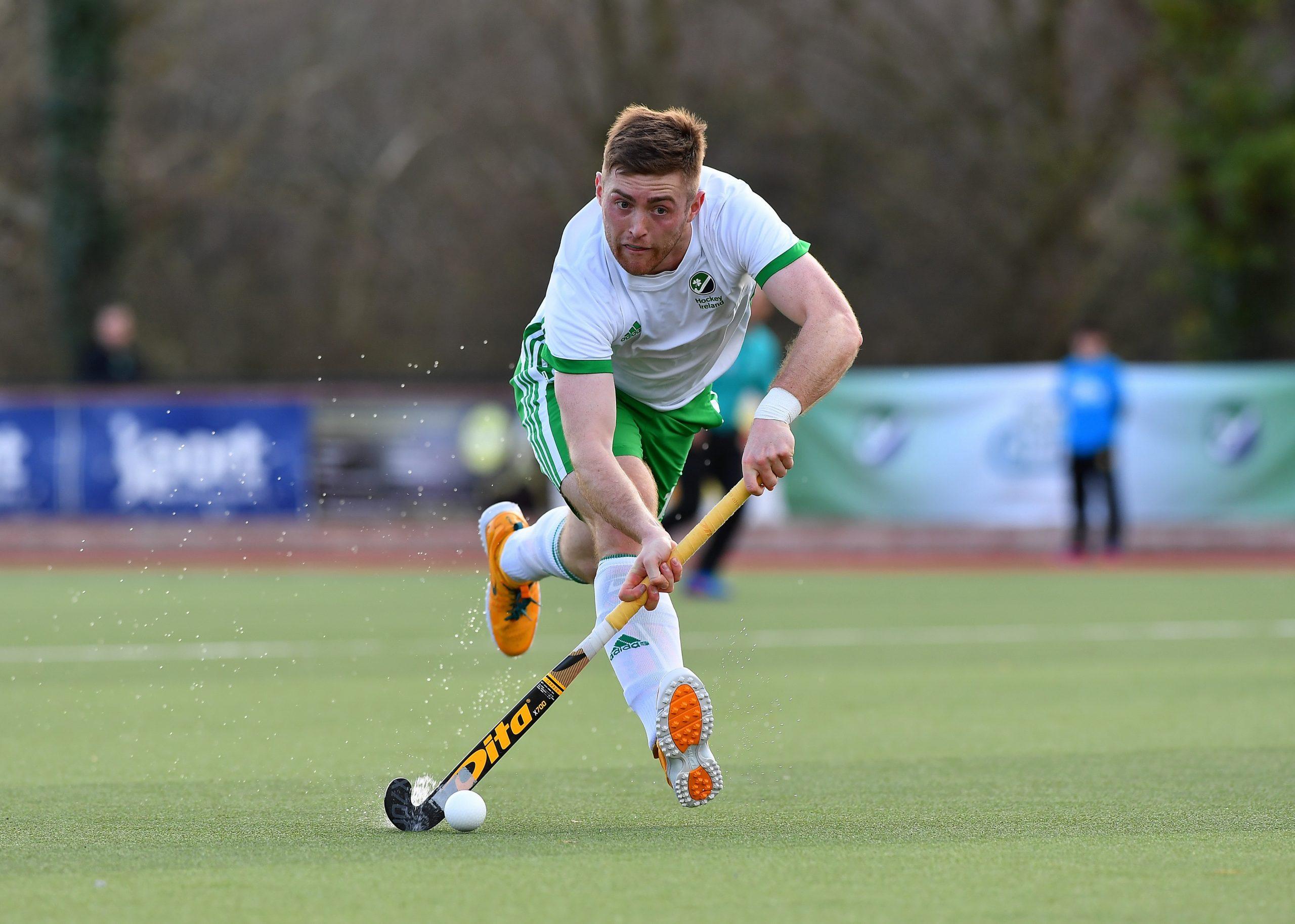 Ireland's men held to 1-1 draw by combative Italians