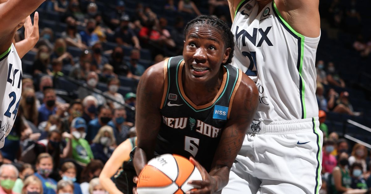 WNBA Preview: Natasha Howard, New York Liberty face Seattle Storm