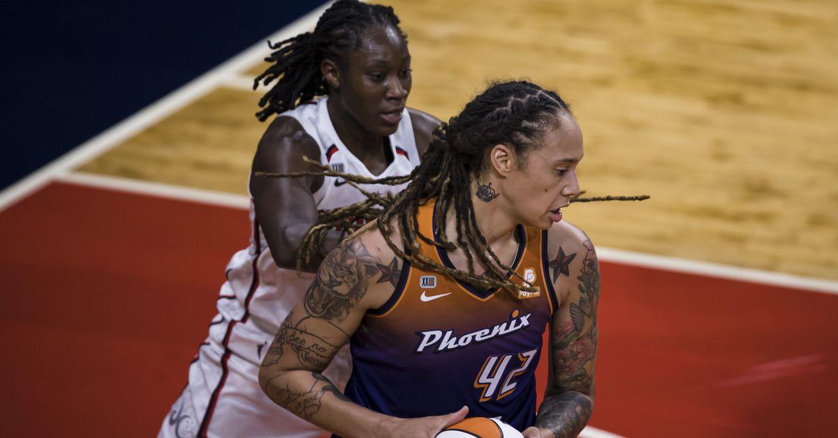 WNBA Previews: Brittney Griner, Phoenix Mercury face Washington Mystics