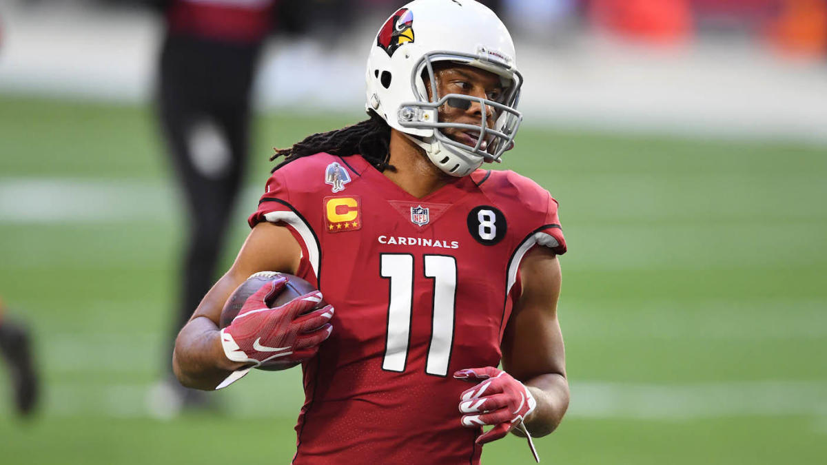 Larry Fitzgerald pumps the brakes on NFL return: 'I just don't have the urge to play right now'