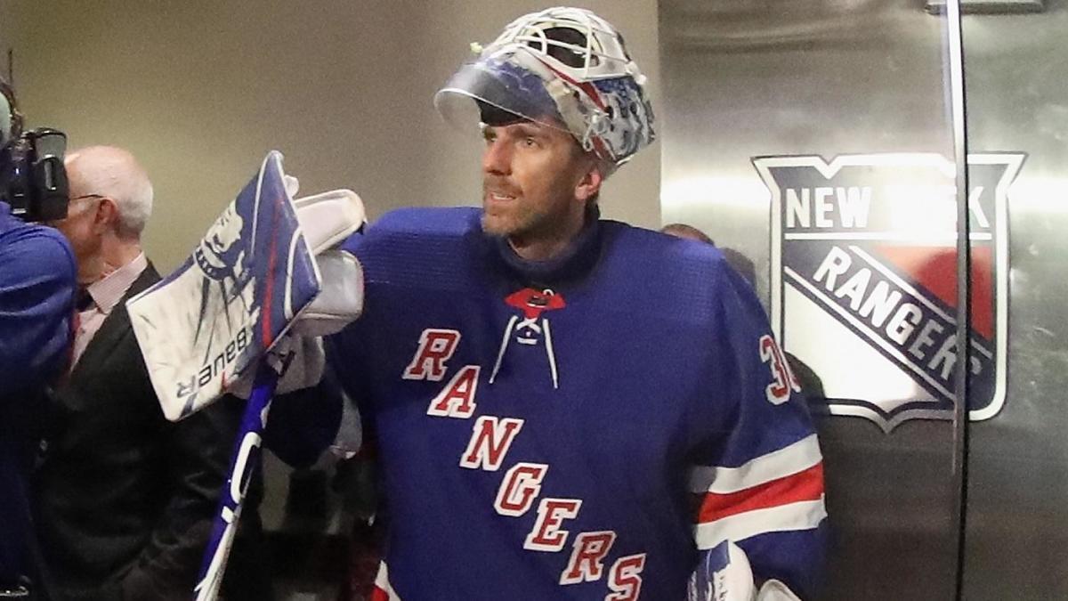 Henrik Lundqvist, legendary New York Rangers goalie, retires after 15 seasons in the NHL