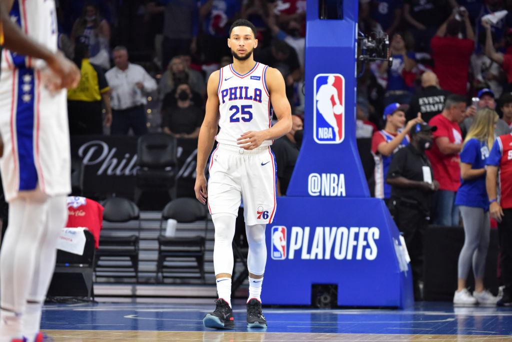 Ben Simmons Has Reportedly Cut Off Communication With Sixers