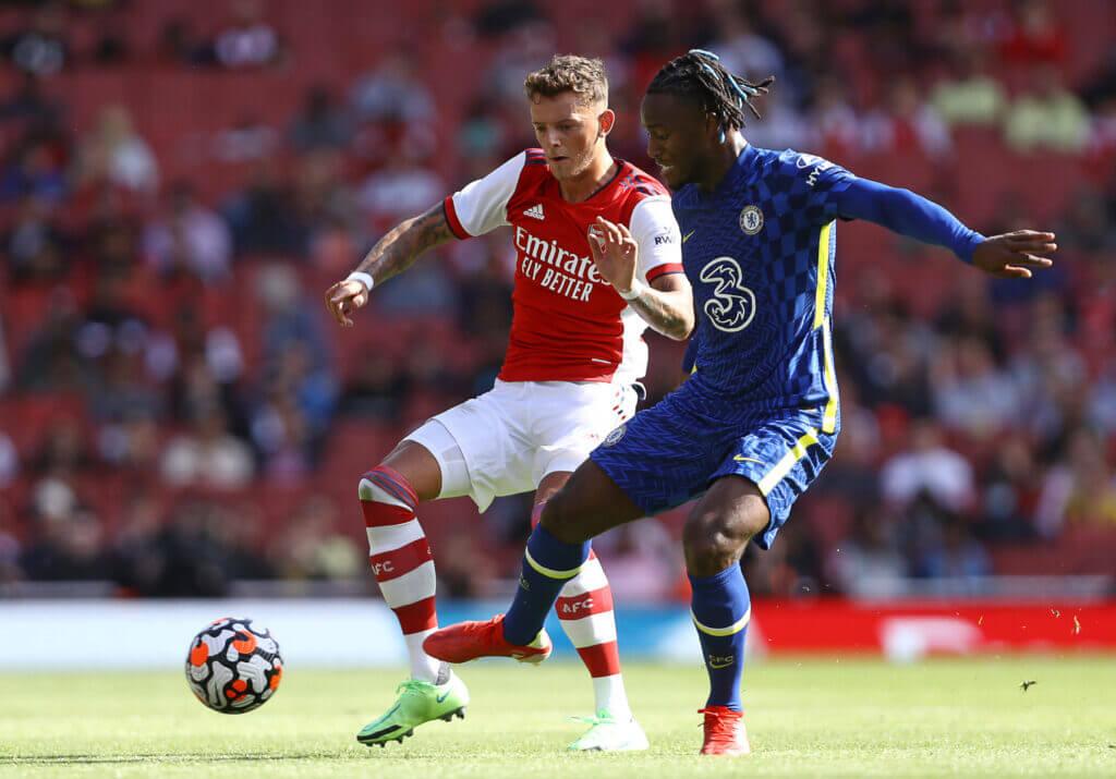 Besiktas in talks to sign Chelsea striker Michy Batshuayi