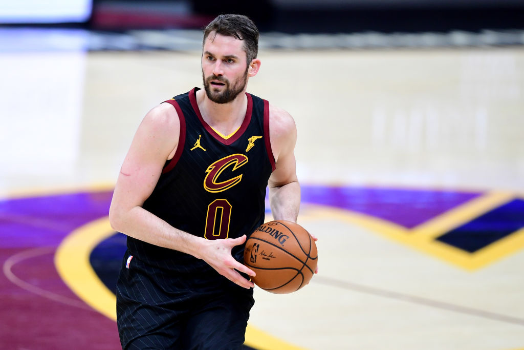 Cavaliers Haven't Yet Discussed Kevin Love Buyout