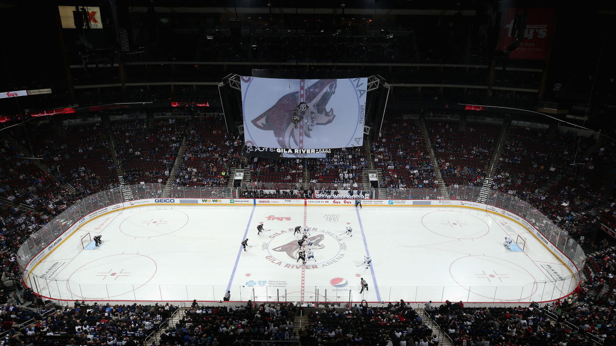 City of Glendale, Gila River Arena will cut ties with Arizona Coyotes following 2021-22 NHL season