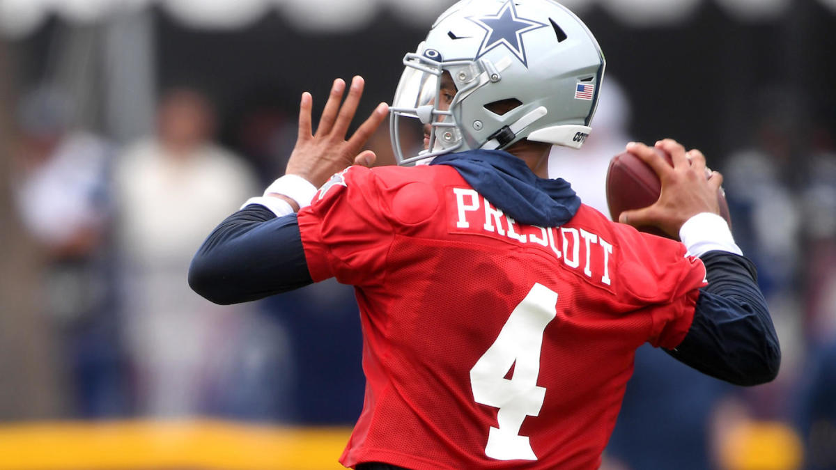 Cowboys' Dak Prescott expected to ramp up in practice, has chance to play Saturday in preseason vs. Texans