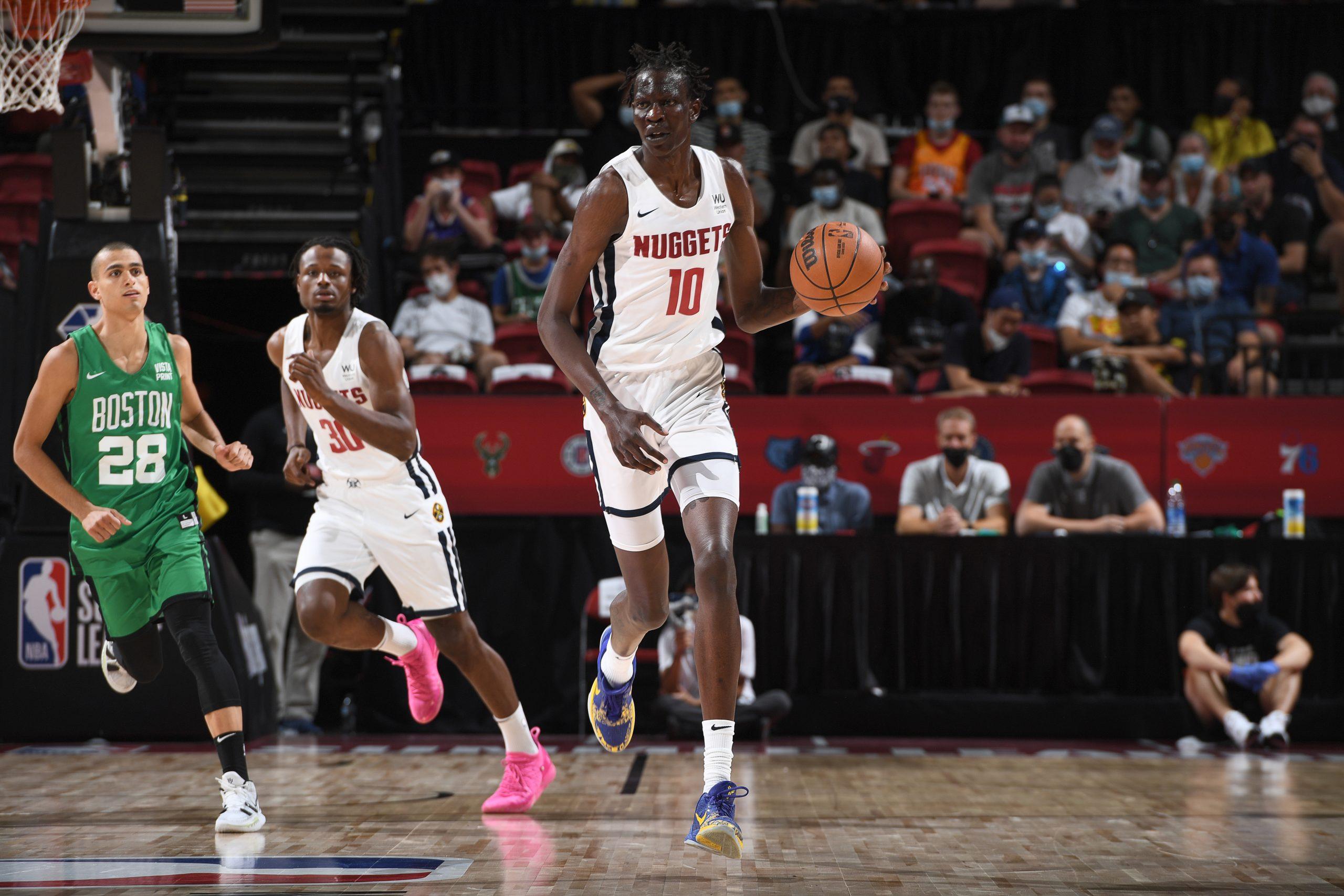 Denver Nuggets' Bol Bol Impresses in Summer League Play