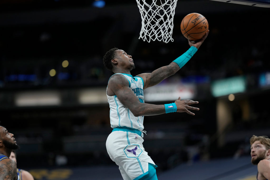 Hornets Ink Terry Rozier To Four-Year Max Contract Extension