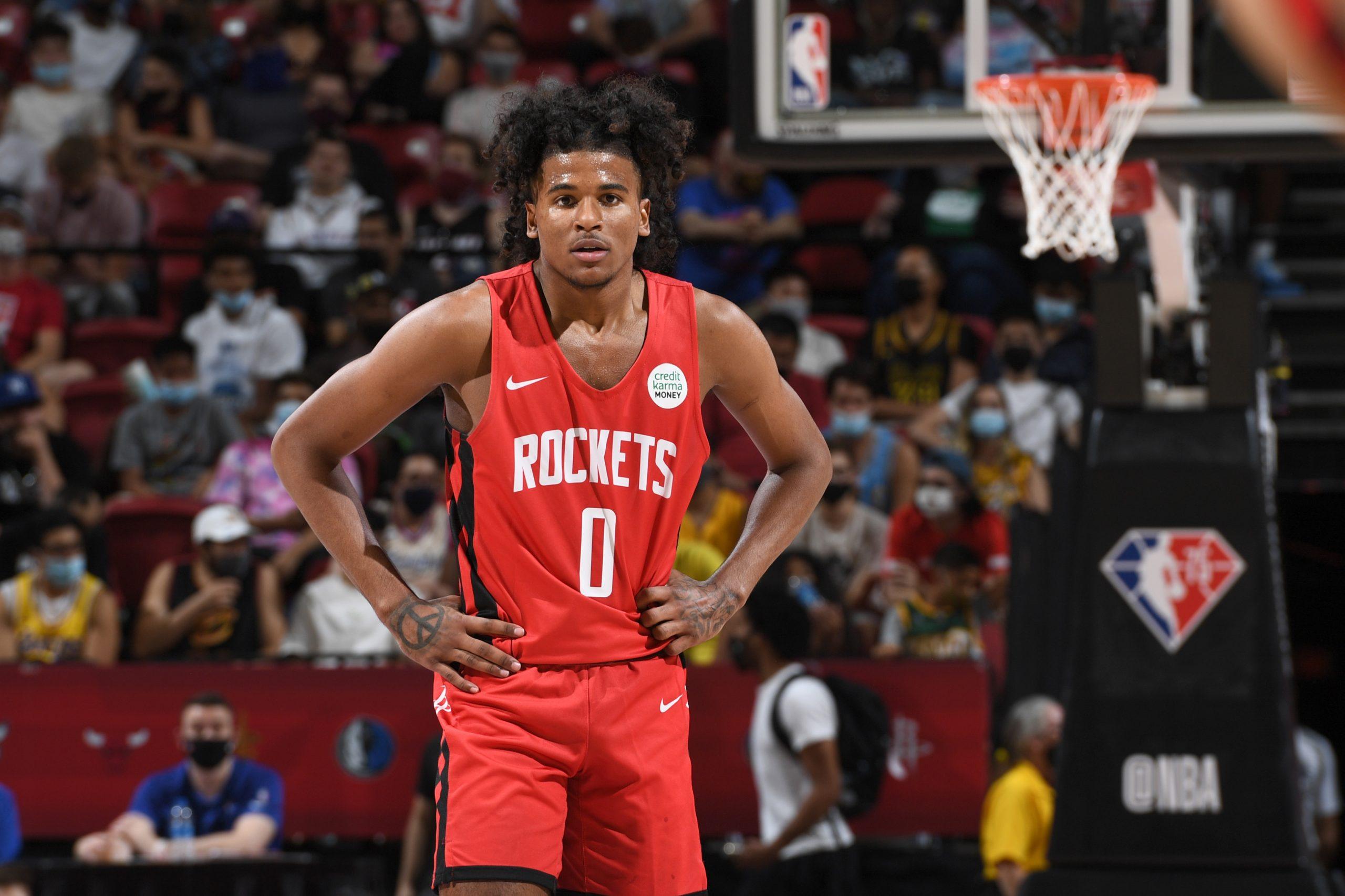 Jalen Green Drops 23 in Summer League Debut as Rockets Down Cavs