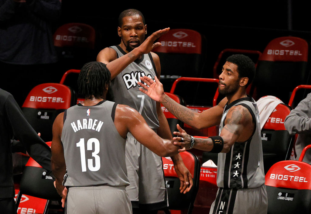James Harden on Nets' Title Odds: 'At Full Strength, Nobody Can Beat Us'
