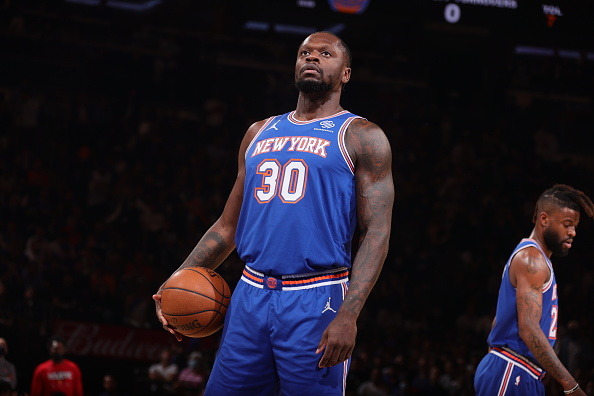 Julius Randle Agrees to $117 Million Contract Extension with Knicks