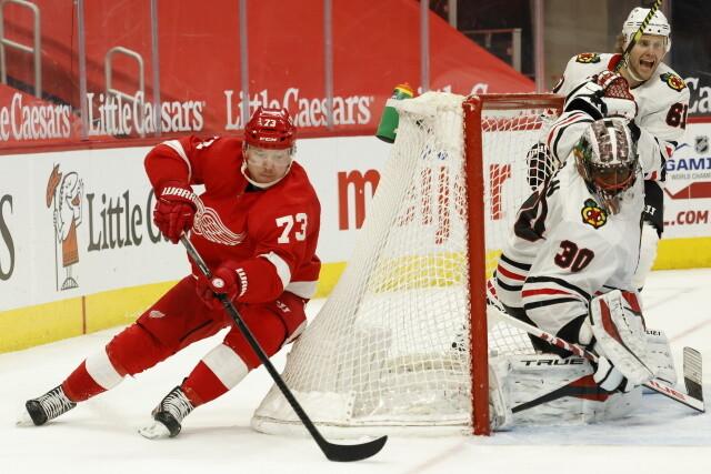 NHL News: Carolina Hurricanes, Detroit Red Wings, and the Winnipeg Jets