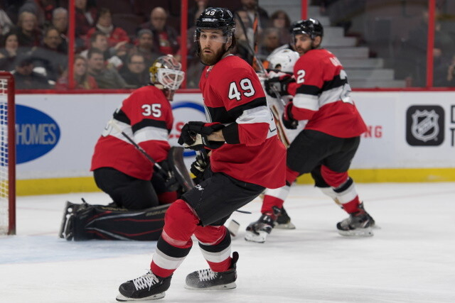 NHL News: Sabourin, Shaw, Ads on Jerseys Coming, and Maple Leafs, Golden Knights Arena Protocol