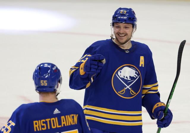 NHL Rumors: Buffalo Sabres and Boston Bruins Thoughts