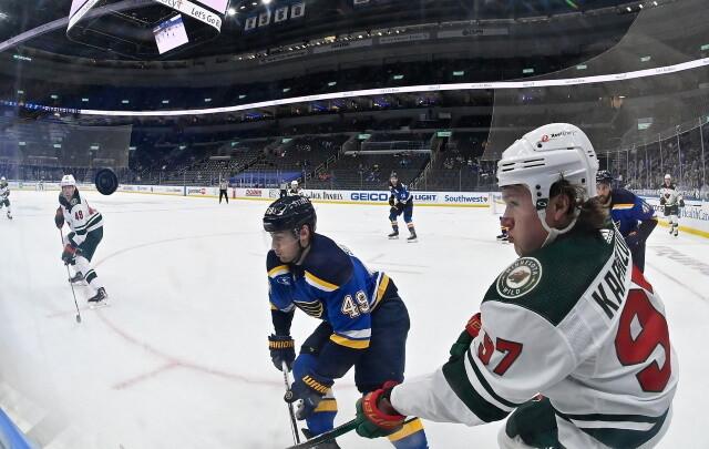 NHL Rumors: The Minnesota Wild Re-signed Fiala, Working on Kaprizov and Shaw