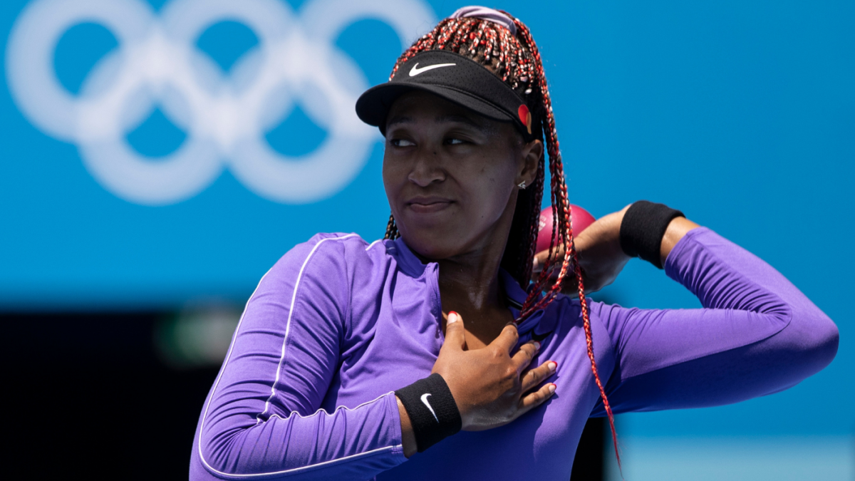 Naomi Osaka's agent calls reporter a 'bully' after tennis star makes press conference return