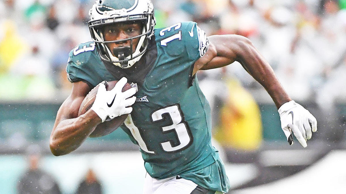 Nelson Agholor not motivated to face Eagles in joint practice, excited for opportunity with Patriots