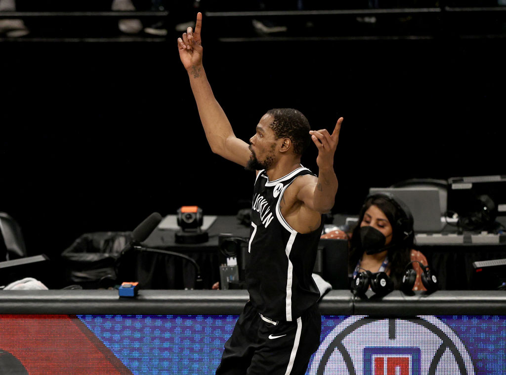 Nets Sign Kevin Durant To Four-Year, $198 Million Extension