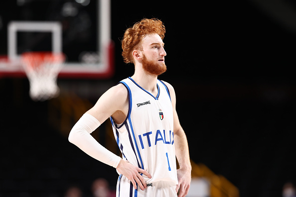Nico Mannion to Leave Golden State Warriors for Italian League