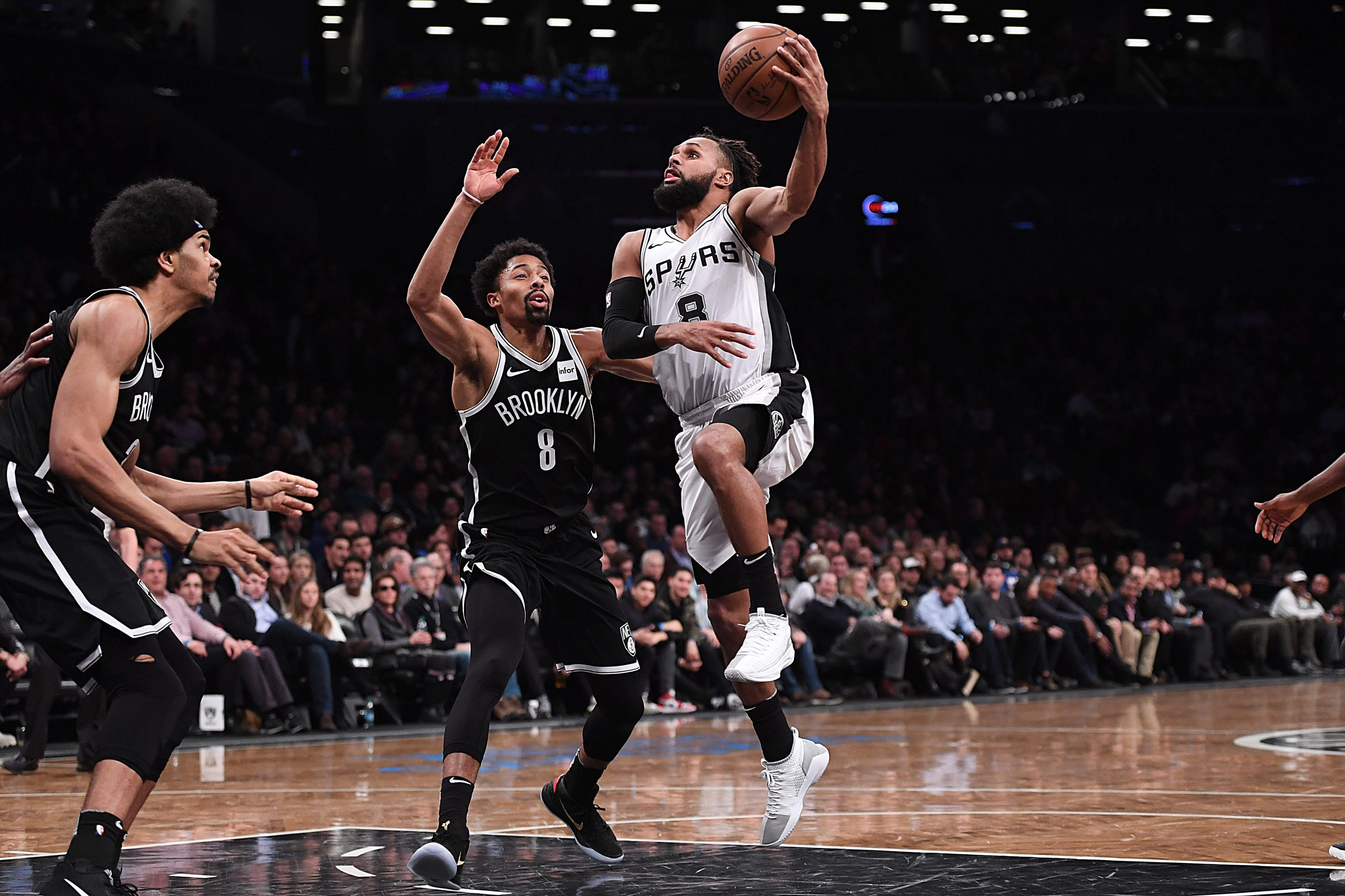 Patty Mills Signs 2-Year, $12 Million Deal with the Brooklyn Nets