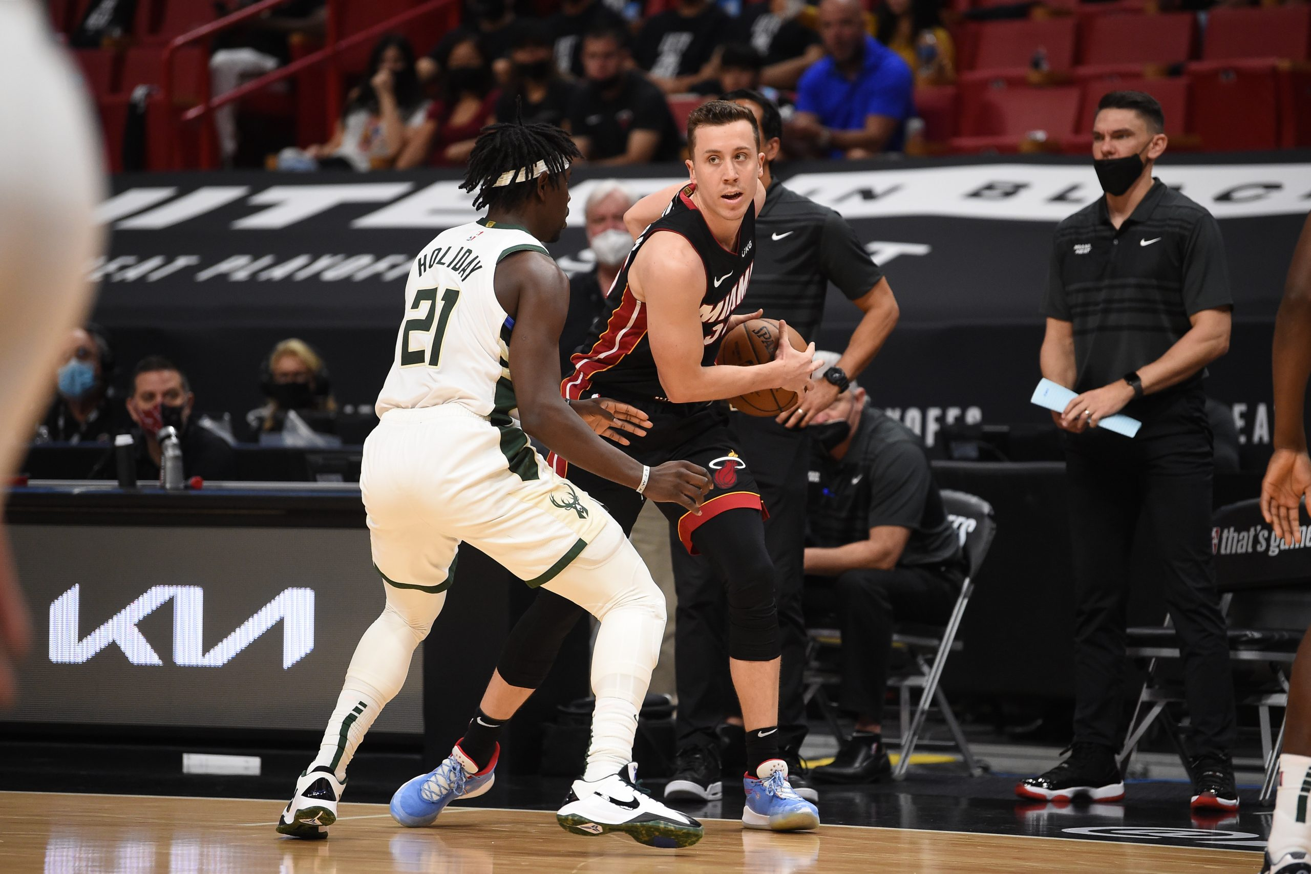 REPORT: Miami Heat Reward Duncan Robinson With Contract Extension