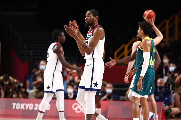 Team USA Dismantles Australia, Advances to Olympic Finals
