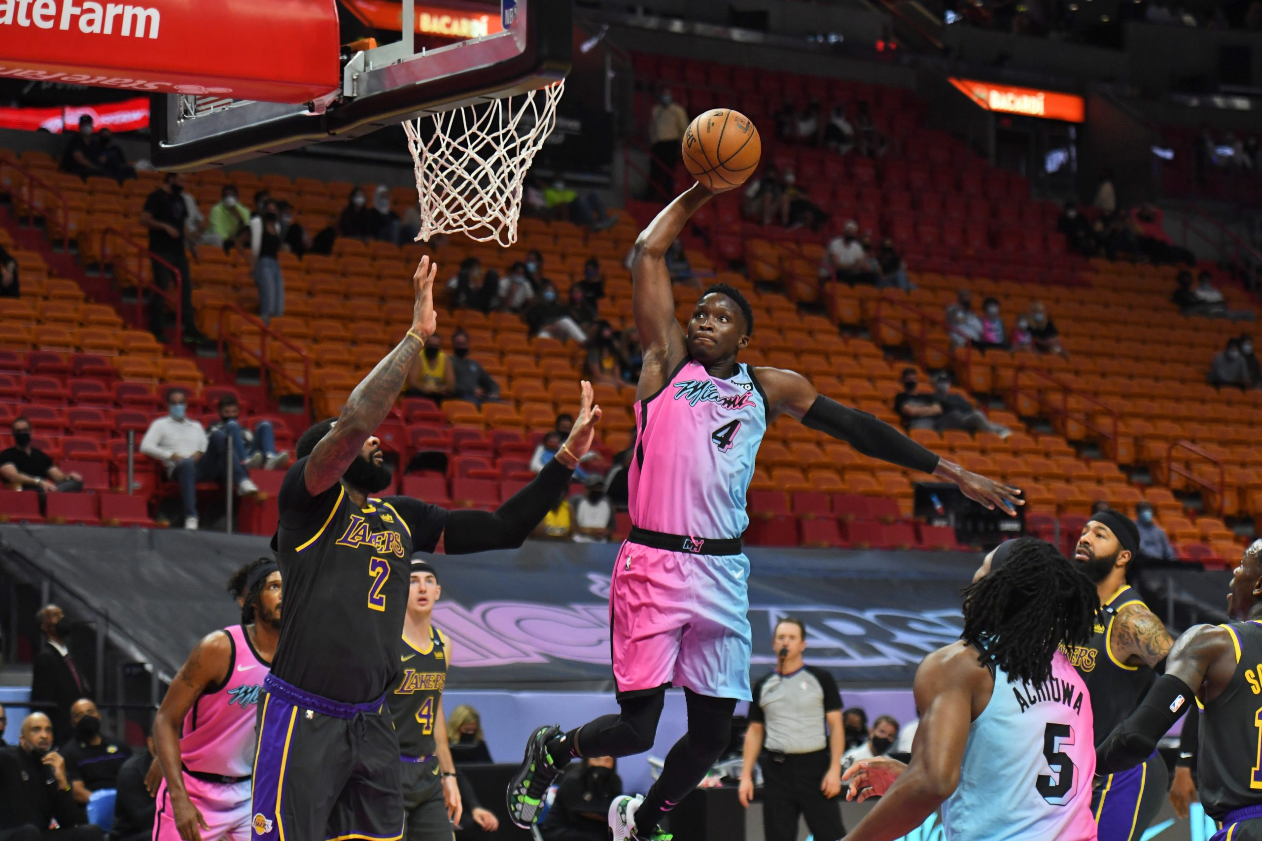 Victor Oladipo Will Return To Miami Heat Signing a One Year Contract