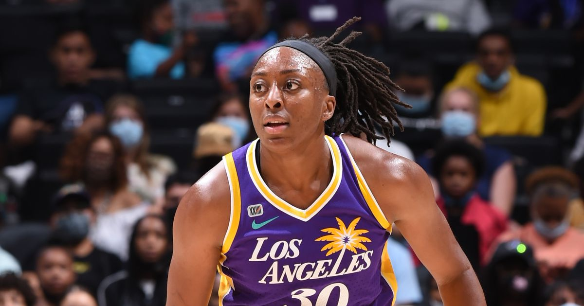 WNBA: Olympic snub Nneka Ogwumike back to leading Los Angeles Sparks