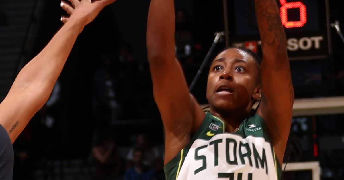 WNBA: Seattle Storm look to turn it around against New York Liberty