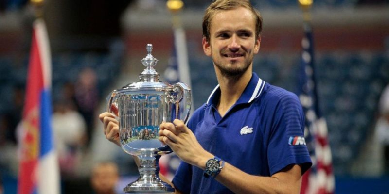 US Open 2021: Daniil Medvedev did a FIFA celebration after winning his first career Grand Slam title