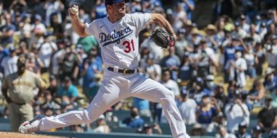 37-year-old Max Scherzer has been the perfect fit for Dodgers