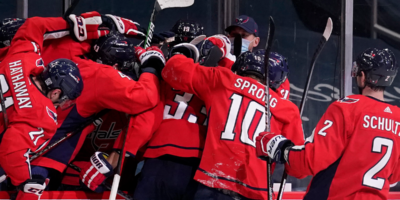 Capitals become first NHL team to sell ad space on jerseys, ink deal with Caesars Sportsbook