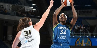 WNBA: Fowles, Parker meet again in Lynx vs. Sky playoff matchup