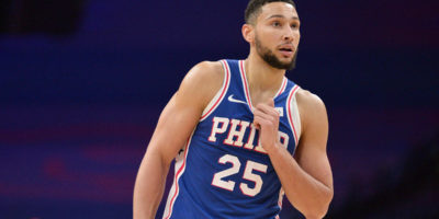 Ben Simmons told Sixers teammates who wanted to meet with him in Los Angeles to not come, per report