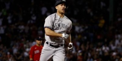 Yankees takeaways from Saturday's 5-3 win over Red Sox, including Giancarlo Stanton's epic grand slam