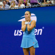 2021 US Open: American Shelby Rogers upsets top-seeded Ashleigh Barty to reach quarterfinals