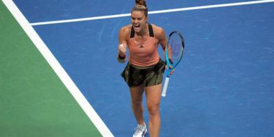 2021 U.S. Open women's semifinal odds, predictions: Tennis expert reveals Raducanu vs. Sakkari picks