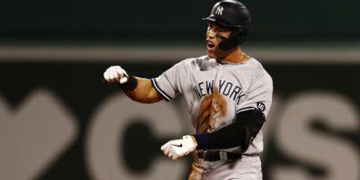 Aaron Judge dislocates finger vs. Red Sox