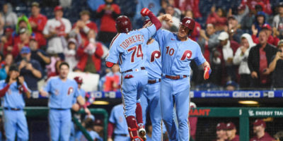 Braves collapse late vs. D-Backs, Phillies stay alive in NL East race with big comeback win vs. Pirates
