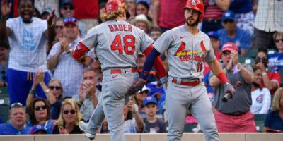 Cardinals winning streak hits 16 with comeback victory vs. Cubs; St. Louis has longest NL streak since 1951