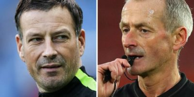 Clattenburg reveals punch-up with referee rival Atkinson
