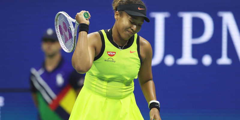 Defending US Open champion Naomi Osaka considering leaving tennis again after shocking upset in third round
