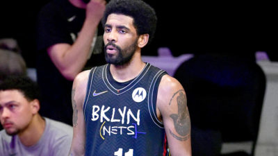 Kyrie Irving declines to address vaccination status, asks for privacy over Zoom at Nets Media Day