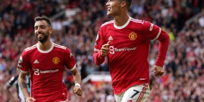 Manchester United's Cristiano Ronaldo sends get well soon message to footballer