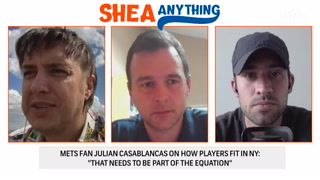 Mets fan and musician Julian Casablancas on players that fit NY